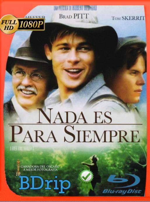 Nada es para Siempre (1992) BDRip [1080p] Latino [GoogleDrive] Ivan092