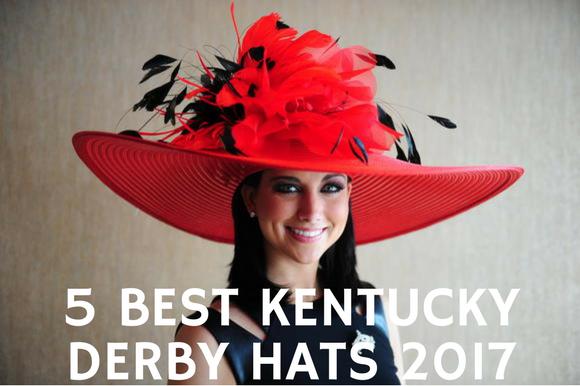 BEST KENTUCKY DERBY HATS 2017