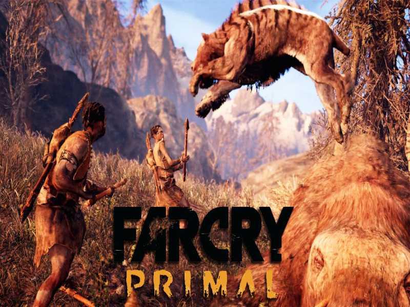 Far Cry Primal Game Free Download For PC Laptop Setup