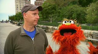 Murray What's the Word on the Street Adventure, Sesame Street Episode 4418 The Princess Story season 44