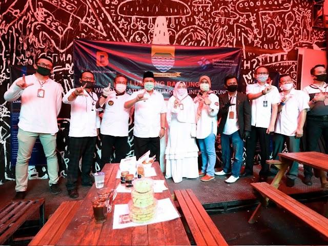 Menu Bandung, Aplikasi Karya Anak Muda untuk Bangkitkan UMKM Kuliner Bandung