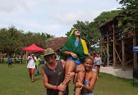 2 Chloe Calmon Kumul PNG World Longboard Championships foto WSL Cheyenne Abel