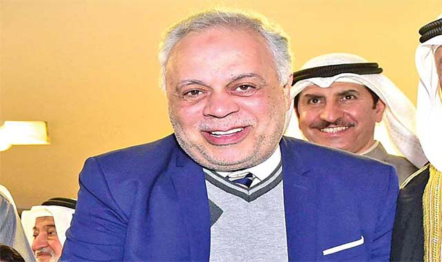 تعرض الفنان محمد رمضان لحروق وأشرف زكي يتدخل