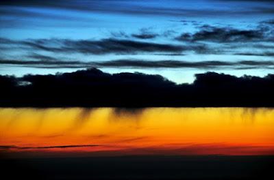 Pengertian Hujan Virga di Atmosfer