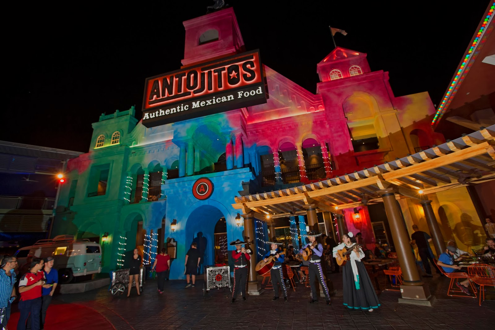 Restaurants Near Universal Citywalk