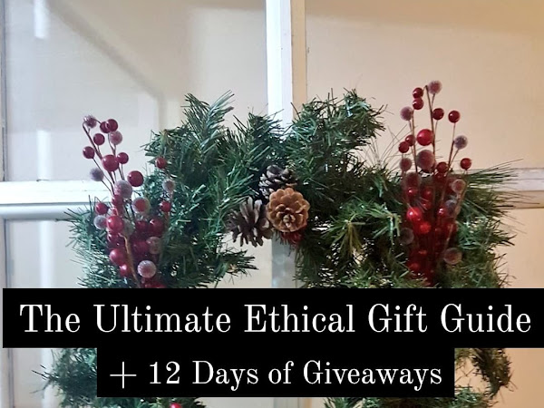 The Ultimate Ethical Gift Guide 2020 *