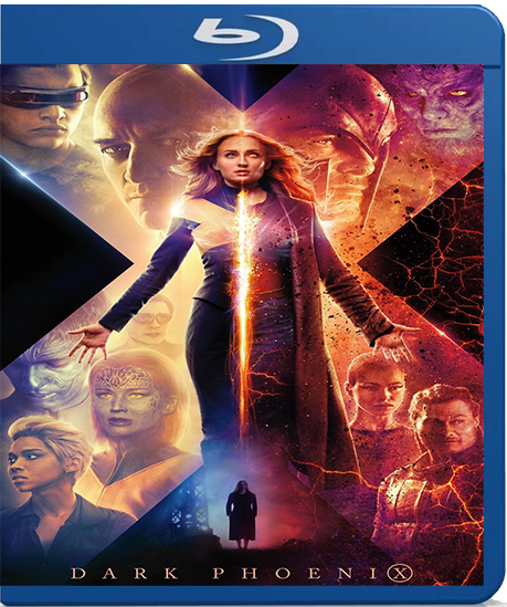 X-Men: Dark Phoenix [2019] [BD50] [Latino]