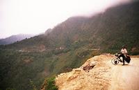 Cycle Touring In San Cristobel Area in Guatemala