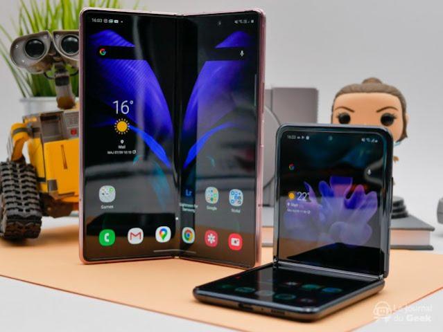 جاري الإنتاج الضخم لـ Samsung Galaxy Z Fold 3 و Galaxy Z Flip 3 ، وقد تم إرسال الوحدات الأولى بالفعل إلى شركات النقل !