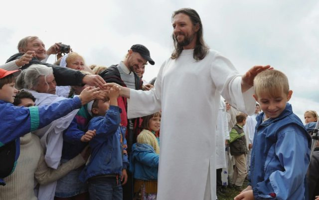 Cult leader who claims to be Jesus arrested by Russian security forces