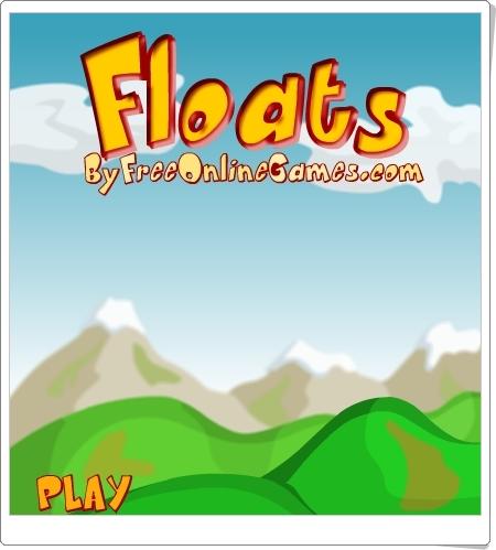 """""""Floats"""" (Juego de los números del 1 al 5)"""