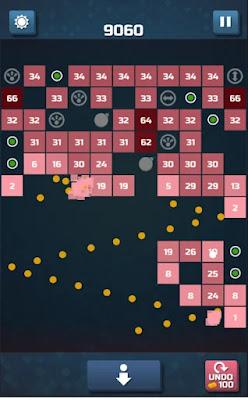 Screenshot Bricks Breaker - Apcoid