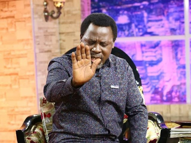 """I WAS WARNED TO NEVER WATCH TB JOSHUA BUT GOD USED HIM TO HEAL ME!"" – MEDICAL DOCTOR"
