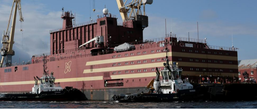 """""""Chernobyl on ice"""" or """"Titanic nuclear""""? We present to you the Russian project for a floating power plant in the Arctic"""