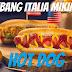 [VIDEO] Mukbang Italia MikiMoz - hot dog e racconto di vita