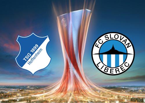 Hoffenheim vs Slovan Liberec -Highlights 05 November 2020