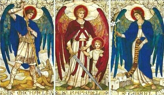 3 архангела, к которым вы можете обратиться за помощью и получить их руководство