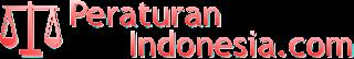Logo PeraturanIndonesia.com
