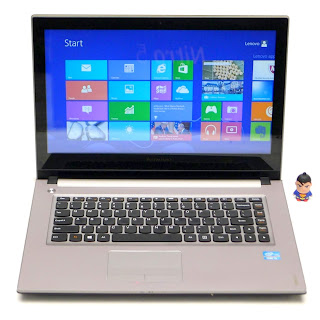 Laptop TouchScreen Lenovo Z400 Core i3 Second