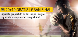 bwin promocion final europa league Ajax vs Manchester 24 mayo