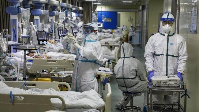 Rekor Dunia Kematian Gegara Corona Dipegang USA