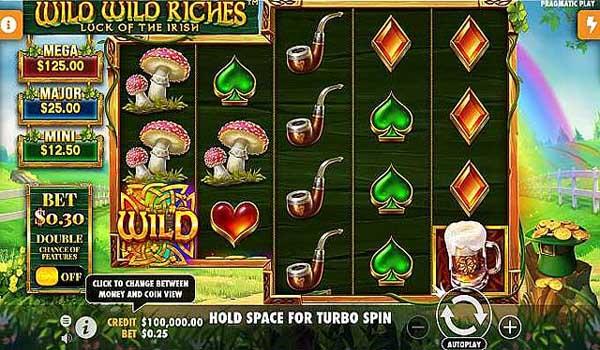 Main Gratis Slot Indonesia - Wild Wild Riches (Pragmatic Play)
