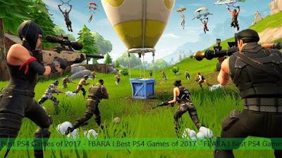 Best PS4 Games of 2017 - FBARA