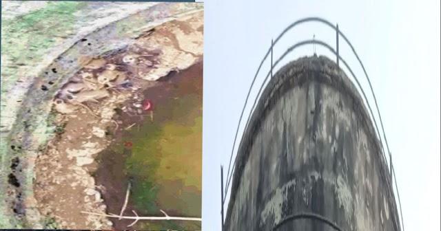 हिमाचल: जलशक्ति विभाग के वॉटर टैंक में मिले मृत जानवर, कंकाल और गाद वाला पानी पी रहे ग्रामीण