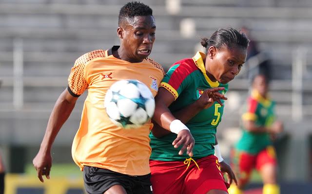 COSAFA 2018 : LES LIONNES DÉFAITES PAR LA ZAMBIE