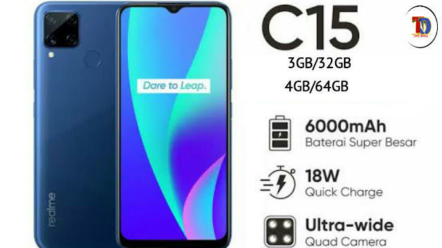 Realme C15 price launch date in india