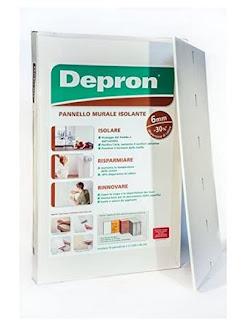 depron-aerogel-pannello isolante
