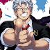 """Weekly Shonen Jump #44   Comentarios de los mangakas: """"¡Ha pasado un largo tiempo!"""""""