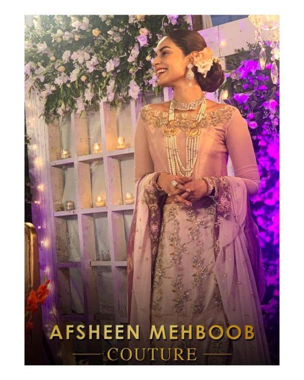 Actress Amar Khan