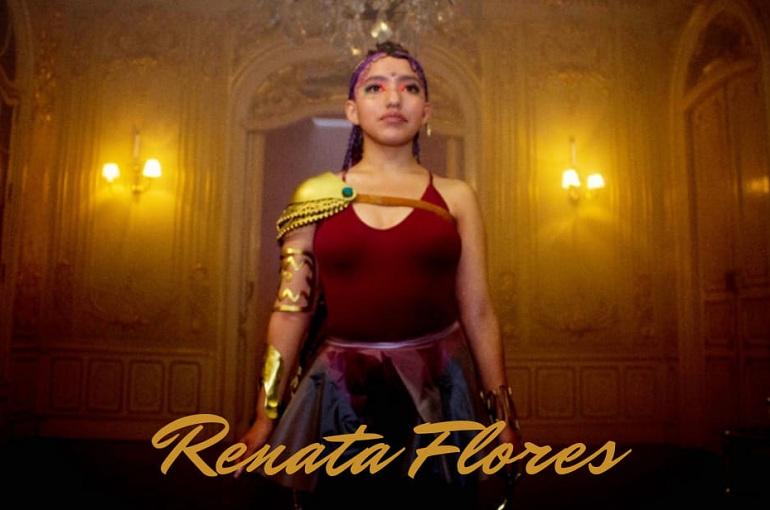 Renata Flores presenta su primer álbum ISQUN