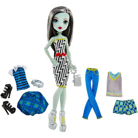 MH Lots of Looks Frankie Stein Doll