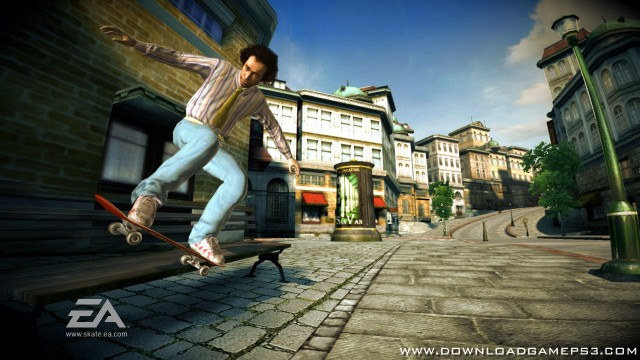 Skate - Download game PS3 PS4 RPCS3 PC free