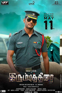 Irumbu Thirai 2018 Hindi Dubbed Download WEBRip