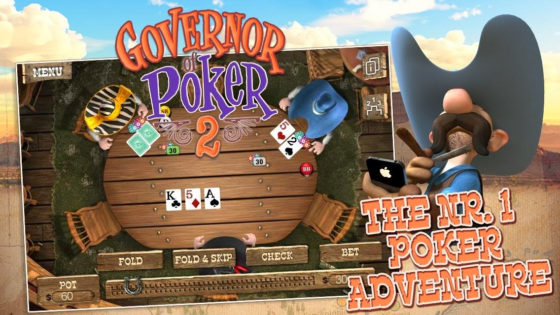 Governor of Poker 2 Premium APK 1.0.9 Download