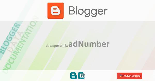 Blogger - Gadget Blog - data:posts[i].adNumber