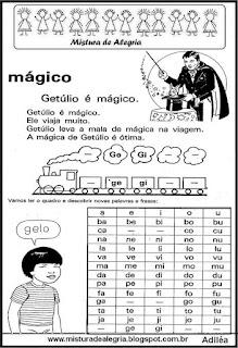 Texto sobre o mágico