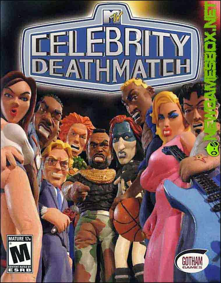 Paid Play Video Games: MTV Celebrity Deathmatch Download Free