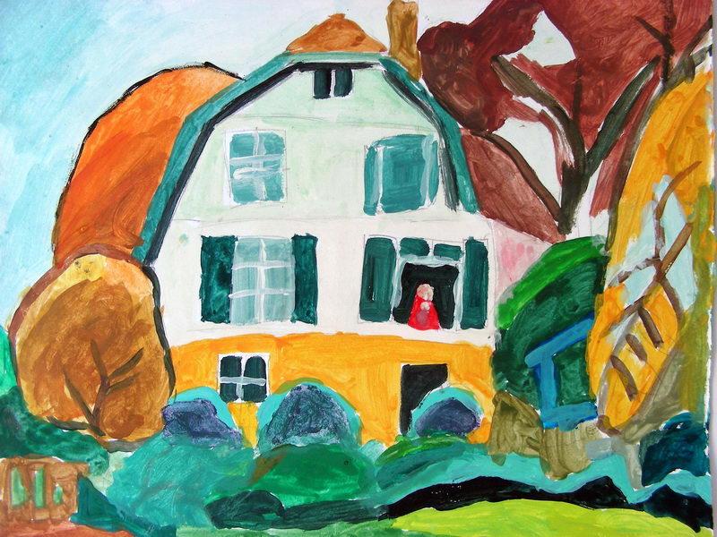 Μαθήματα ζωγραφικής σε παιδιά και εφήβους στο Εργαστήρι Εικαστικών του Δήμου Αλεξανδρούπολης
