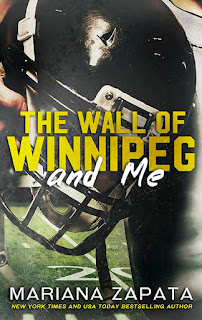 The wall of Winnipeg and me, Mariana Zapata