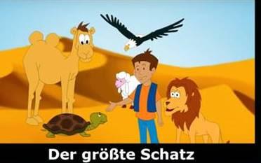 تعليم الالمانية للاطفال