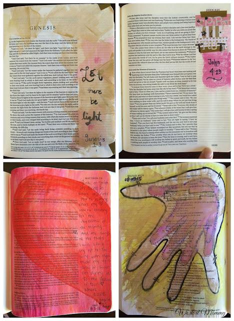 scripture doodles