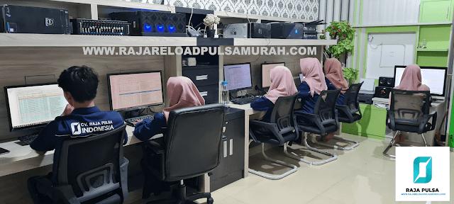 Raja Pulsa Indonesia, Server PPOB Termurah