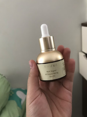 BHUMI Multi Targeted  Adoring Face Oil