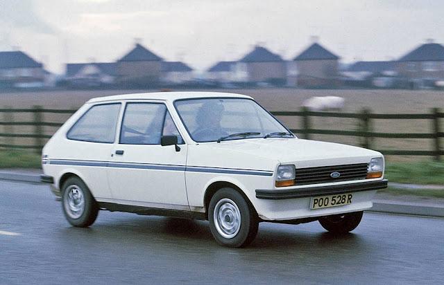Ford Fiesta Primeira geração (1976-1983)