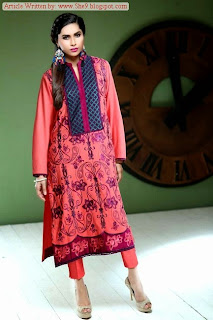 Nimsay Latest Winter Dress Collection