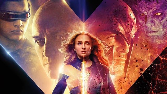 Dark Phoenix (Film 2019) X-Men: Dark Phoenix